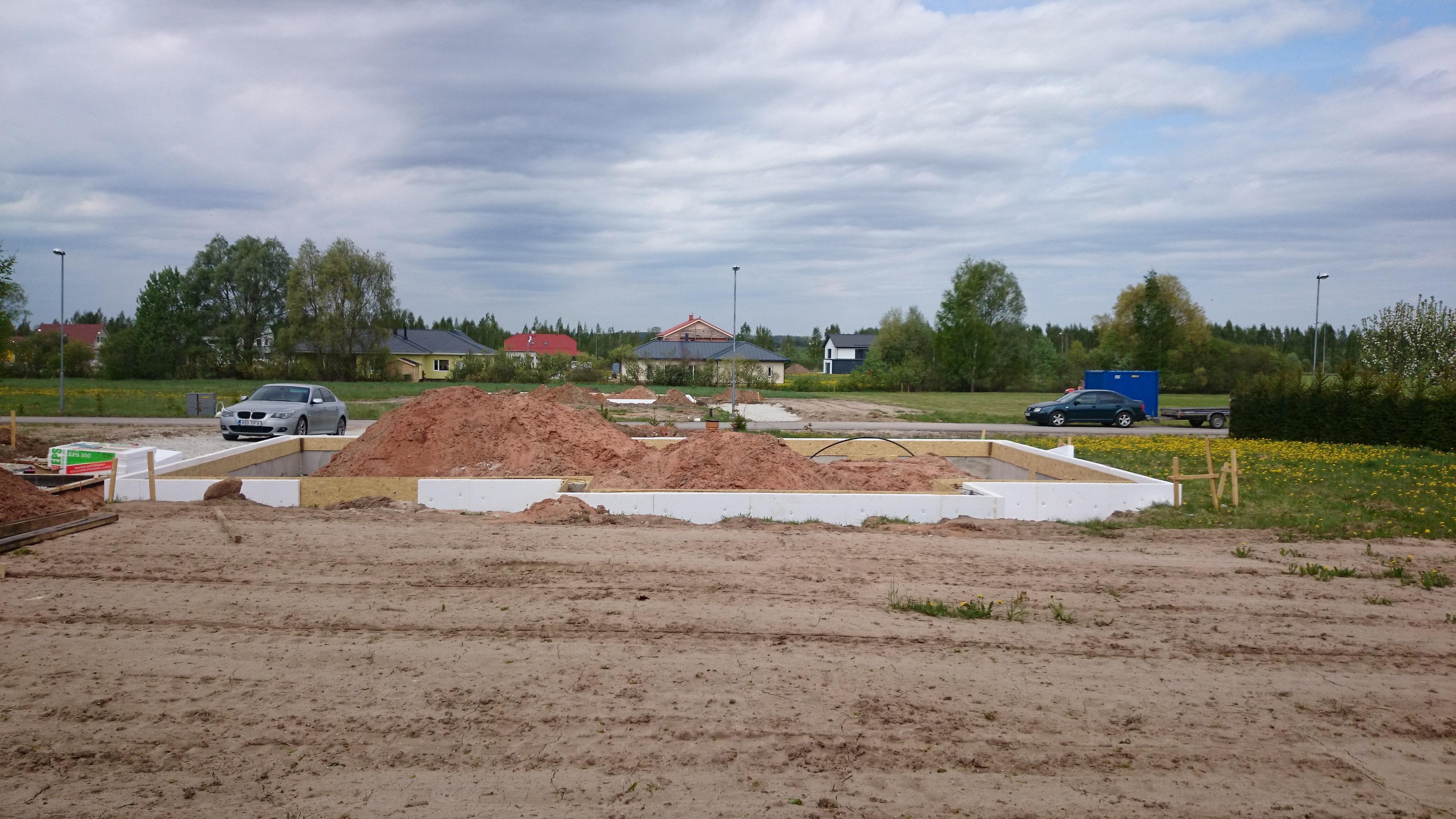 Betooni- ja vundamendtööd